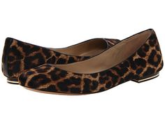 Michael Kors Collection Pippa Natural Cheetah Haircalf/Vachetta - Zappos.com Free Shipping BOTH Ways
