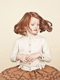 Fashion by Milk Magazine.