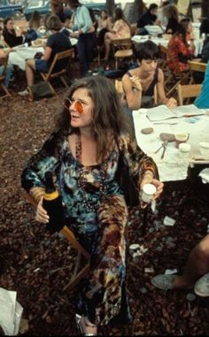 land-of-the-ice-and-snow:  Janis Joplin Woodstock  You think...