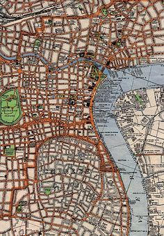 map of Shanghai 1940s - Google Search