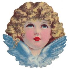 Sentimentalia - Victorian Stickers ~ Glansbilleder > Angels ~ Engle ❤ liked on Polyvore featuring home, home decor, victorian, fillers, vintage and victorian home decor