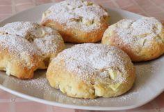 Gyors almás tallérok Bread Recipes, Cake Recipes, Bread Rolls, Creative Cakes, Deserts, Muffin, Treats, Cookies, Cinnamon