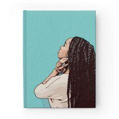 Braids Woman Journal