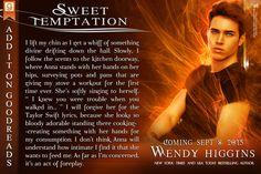 Sweet Temptation Teaser Image via Jennifer Munswami