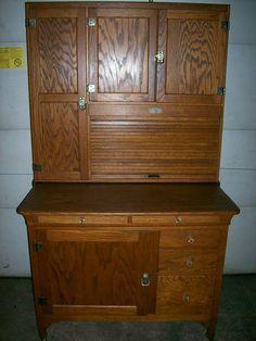 American Antique Cabinet Sideboard Cupboard Antique Furniture ...
