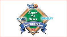 You should enter Round The Bases with Mars & GFS Marketplace. There are great prizes and I think one of us could win!