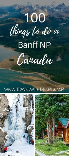 Are you planning a trip to Banff and don't know where to start and what to do? This article gives you an idea for Things to do in Banff Things to do in Lake Louise What to do in Canadian Rockies Best things to do in Banff Things to do in Jasper Banff National Park Canada, Banff Canada, Jasper National Park, Ottawa, Vancouver, Places To Travel, Travel Destinations, Places To Visit, Travel Tips