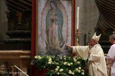 """En el """"Tratado de la verdadera devoción a la Santísima Virgen"""", San Luis María Grignion de Montfort nos dice que el camino seguro, fácil y corto para acercarnos a Cristo y parecernos más a Él es la consagración a la Virgen María y propone 33 días de preparación para hacer la consagración Mariana."""