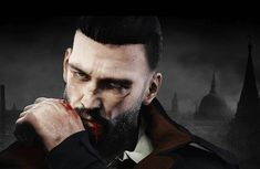Jonathan Reid vampyr Loveless, Dracula, Game Character, Cinnamon Rolls, Videogames, Imagination, Concept Art, Gaming, Fandoms