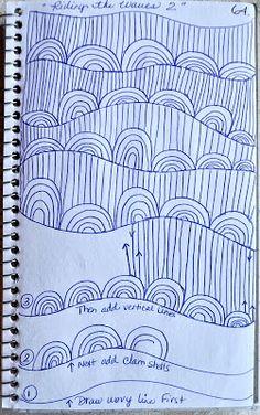 LuAnn Kessi: Sketch Book......Clam Shell Filler