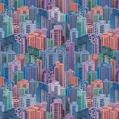 Urban pattern - Anna La Corte