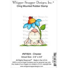 whipper snapper stamps | Home > Stamping > Cling Rubber Stamps > Whipper Snapper Cling Stamp ...