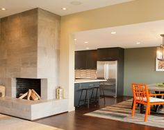 Spaces Corner Fireplace Design, Pictures, Remodel, Decor and Ideas - page 48
