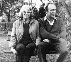 Adolfo Bioy Casares y Silvina Ocampo