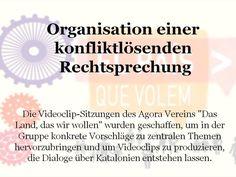Organisation einer konfliktlösenden Rechtsprechung