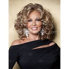 Shop Raquel Welch Wigs - all styles & colors. Browse current styles at this online retailer for Raquel Welch wig & hair products. Rachel Welch, Ash Blonde Hair With Highlights, Brown Blonde Hair, Blonde Wig, Gold Highlights, Dark Blonde, Frontal Hairstyles, Wig Hairstyles, Modern Hairstyles