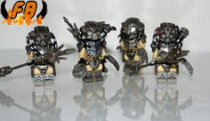 Predator custom lego