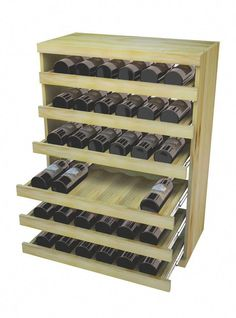 17 Premium Tall Wine Racks Free Standing Floor #wineblog #WineRack Wine Shelves, Wine Storage, Cabinet Storage, Wood Wine Racks, Expensive Wine, Wine Cabinets, Wine Fridge, Italian Wine, Wine Cellar