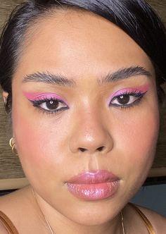 Pink Makeup, Septum Ring, Rings, Jewelry, Jewellery Making, Jewelery, Ring, Jewlery, Jewels