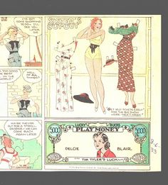Sister's cut out 8-6-33 from Ebay *** Paper dolls for Pinterest friends, 1500 free paper dolls at Arielle Gabriel's International Paper Doll Society, writer The Goddess of Mercy & The Dept of Miracles, publisher QuanYin5