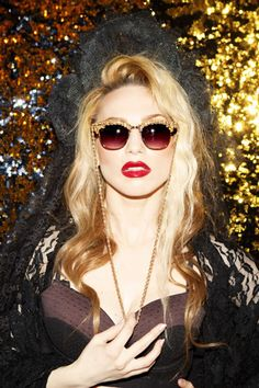 Gaga, Rihanna, And Nicki All Wear These Wild Sunglasses. Would You