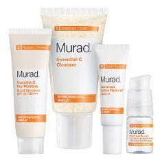 Murad - Radiant Skin Renewal Kit  in Sun Undone Radiant Skin Renewal Kit #sephora