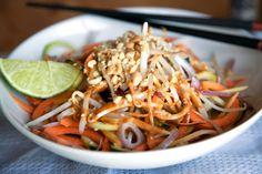 vegan pad thai recipe