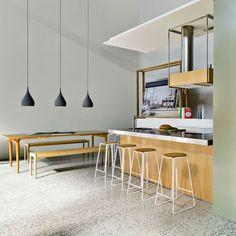 Cantilever Interiors Kitchen in Parks & Raphael | cantileverinteriors.com