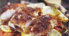 Uma infinidade de sabores liberta-se deste prato à medida que é cozinhado. Sirva com pão ázimo, aquecido no forno
