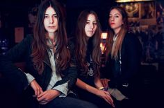 A Conversation with HAIM the Band • Highsnobiety