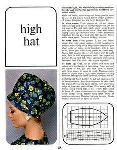 high hat by trashingdays, via Flickr
