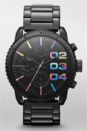 Diesel Black Fire Watches- from Watchismo.com