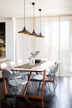 24 dining room ideas. Photography by Sam McAdam-Cooper.