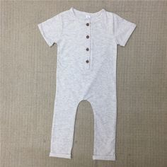 We are proud to present our fresh-off-the-drawing-board range of exciting.   Like and Tag if you like this Unisex Summer Cotton Romper.  Tag a mom who would like our awesome range of babywear! FREE Shipping Worldwide on ALL products.  Why wait? Buy it here---> https://www.babywear.sg/2017-fashion-baby-boys-girls-summer-romper-newborn-cotton-jumpsuit-infant-plain-color-red-gray-pajamas-free-shipping-e33/   Dress up your baby in fabulous clothes now!    #babyrompers