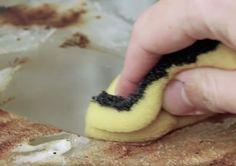 Com ingredientes simples você desgruda toda e qualquer sujeira do seu forno com…