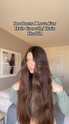 Haircuts For Long Hair, Haircut Long, Tips For Long Hair, Long Hair Growing Tips, Hairstyles For Frizzy Hair, Hair Tips Video, Hair Videos, Long Hair Oil, Diy Hair Treatment