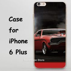 Muscle Car Phone Case for iPhones