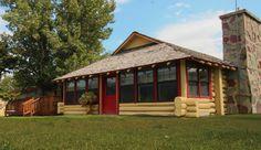 Glacier Park Lodge, Gazebo, National Parks, Outdoor Structures, Kiosk, Pavilion, Cabana