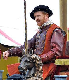 Drama: The plot follows the rise of King Henry's adviser Thomas Cromwell, who is played by Tony award winner Mark Rylance