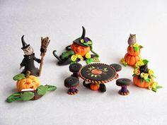 Halloween. Miniatures by Fizzy