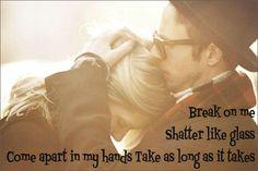 Keith Urban - Break On Me