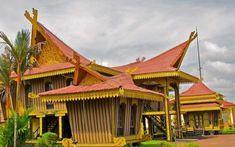 Museum Kandil Kemilau Emas Kampar Riau