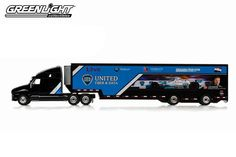 2014 Kenworth T2000 IndyCar Hauler James Hinchcliffe #27 Andretti Auto – Modelmatic