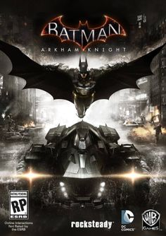 Batman: Arkham Knight (PC, PS4, Xbox One) - A strong finish for the Arkham series gameplay wise, though the story elements could have been executed a bit better. The Batmobile segments seemed to reoccur too often and often felt forced in a couple of parts where the fight should've been hand to hand combat instead. That being said though, using the Batmobile was fun overall.
