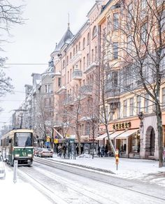 Helsinki, Finland in Oh The Places You'll Go, Places To Visit, Visit Helsinki, Finland Travel, Wanderlust, Future Travel, Winter Travel, Alaska, Around The Worlds