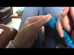 [vidéo] Tricoter en côtes perlées