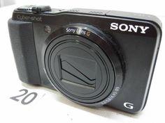 CD101GB ソニー SONY Cybershot DSC-HX30V ジャンク_画像1