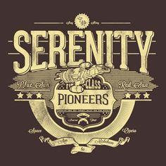 Space Pioneers tees shirts
