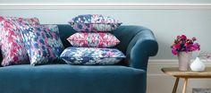 Designer sofa   Modern furniture   Fabric sofas   Interior Design