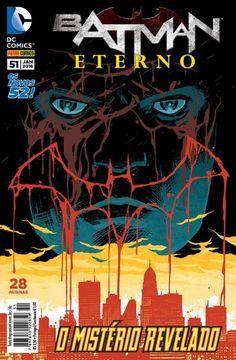 LIGA HQ - COMIC SHOP BATMAN ETERNO #51 PARA OS NOSSOS HERÓIS NÃO HÁ DISTÂNCIA!!!